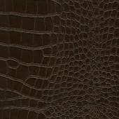 Крокодильо мокка искусственная кожа