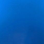 Голубая тентовая ткань