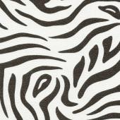Зебра сафари искусственная кожа