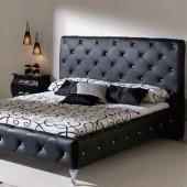 Отделка кровати