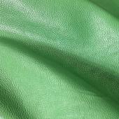 Натуральная кожа Лайт грин