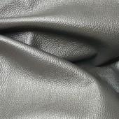Натуральная кожа Перлато грей
