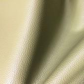 Натуральная кожа Зеленый горошек