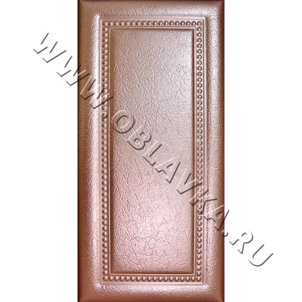 3D стеновая панель Руан цвет розовый